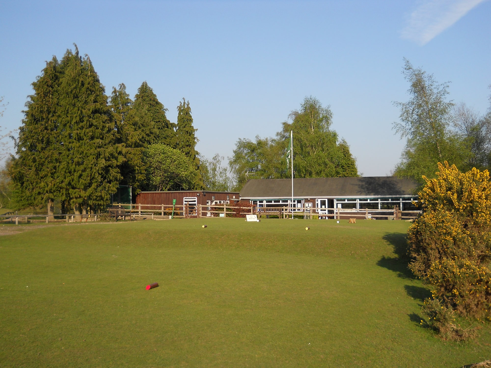 The Clubhouse - New Forest Golf Club